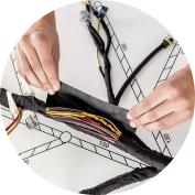 Сборка кабельных жгутов